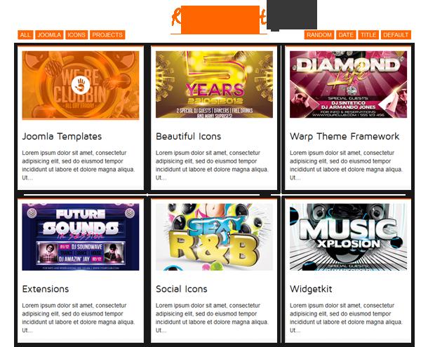 roks - MyBrand - Responsive, Multipurpose Joomla Template