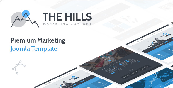 The Hills - Premium Marketing Joomla Template