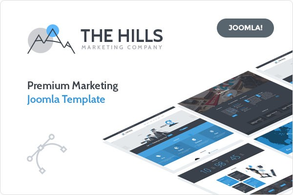 The Hills - Marketing Joomla Template